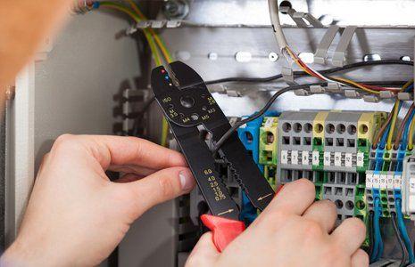fuse board wiring
