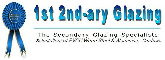 1st 2nd-ary Glazing Ltd logo