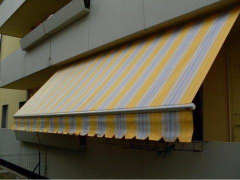tenda da sole manuale