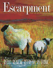 Escarpment magazine - Winter 2016