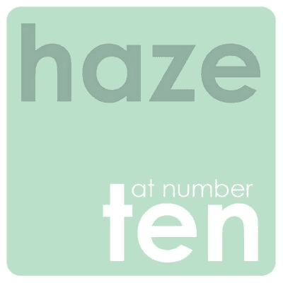 haze at number ten logo