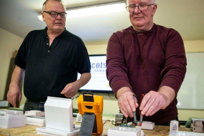 Gas Foundation Courses | Stirling | Scots Gas Training Ltd
