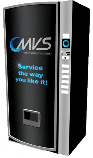 MVS vending machine