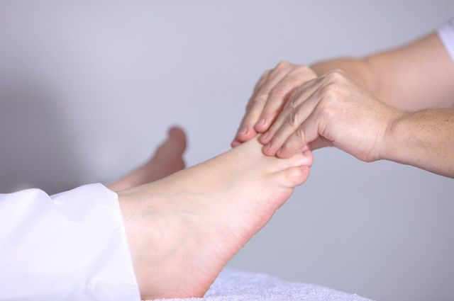 treatment for pain in foot