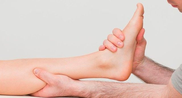 remedy for calf muscle pain