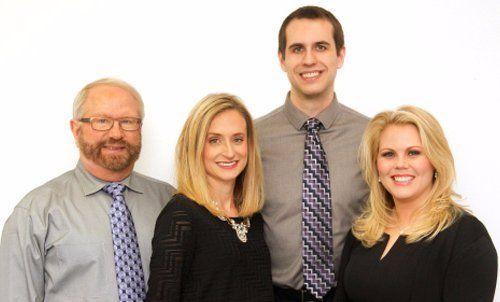 Christina Meyer, PA-C, Greg Stevens, PA-C, Gina L. Weir M.D., Rodney S.W. Basler M.D.