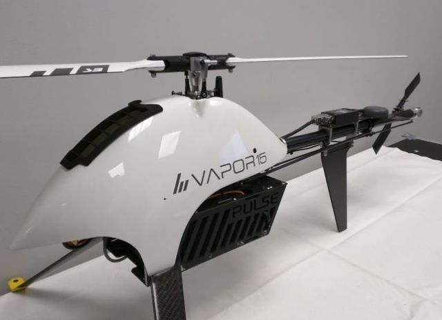 Pulse Aerospace vapor 55 drone