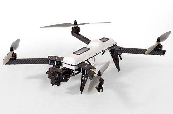 alpha industrial drones for sale