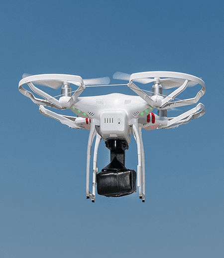 Drone detection systems