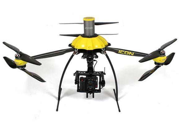 Aeronavics Icon drones