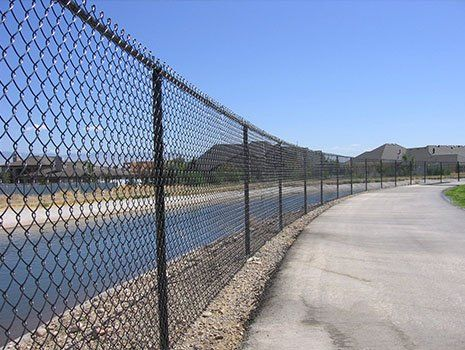 Chain Link Fence — Fence builder in Boise, ID
