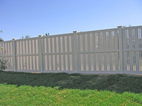 Semi-Privacy Fence — Fence contractor in Boise, ID