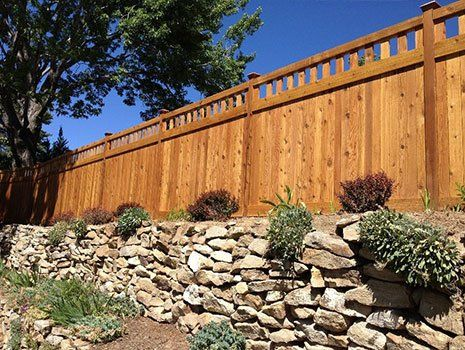 Wood Fence — Fence builder in Boise, ID