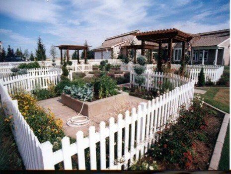 Picket Fence — Fence builder in Boise, ID