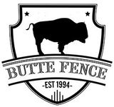 Butte Fence