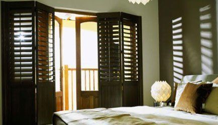 stylish blinds and shutters