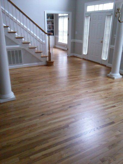Make your hardwood floors look new again with our floor sanding services. - Floor Refinishing & Sanding Rocky Mount & Wilson, NC