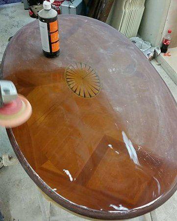Restoring your antique piece of furniture