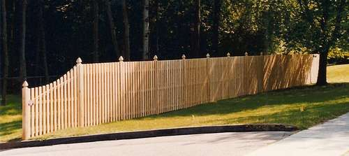 Amazing Wood Fences | Springfield, MA | Brodeur Campbell Fence