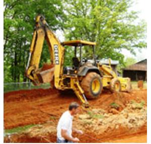 drainage erosion control Greensboro, NC