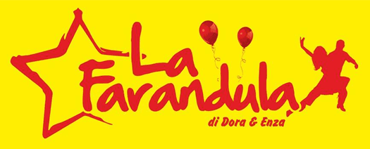 LA FARANDULA - SALA PER FESTE E BALLO - Logo