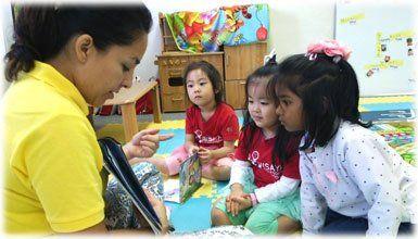 Preschoolcurriculum