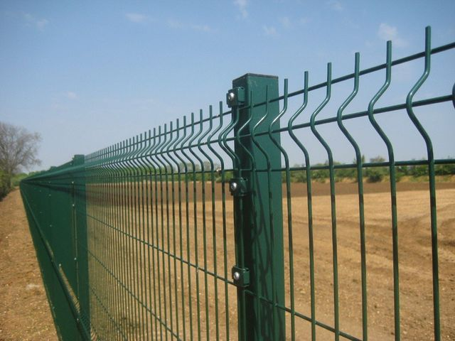 Security Fencing in Peterborough | A1 Fencing