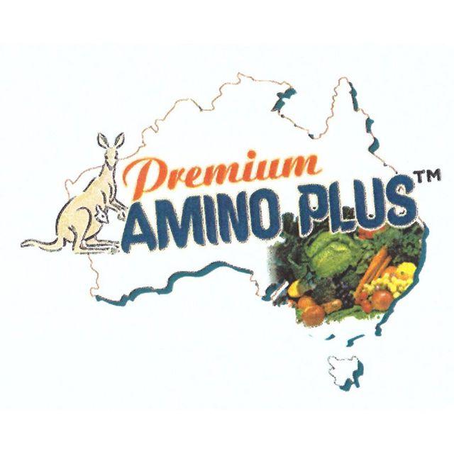 Premium Amino Plus fertilizer logo in Avezzano
