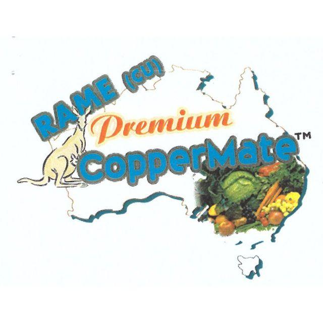 Premium Coppermate Logo in Avezzano