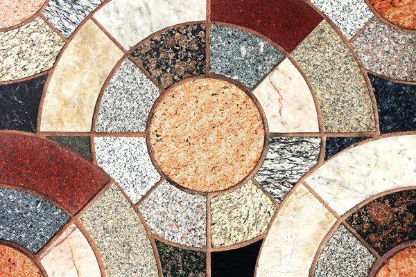 Arredamento con il marmo a Pace del Mela