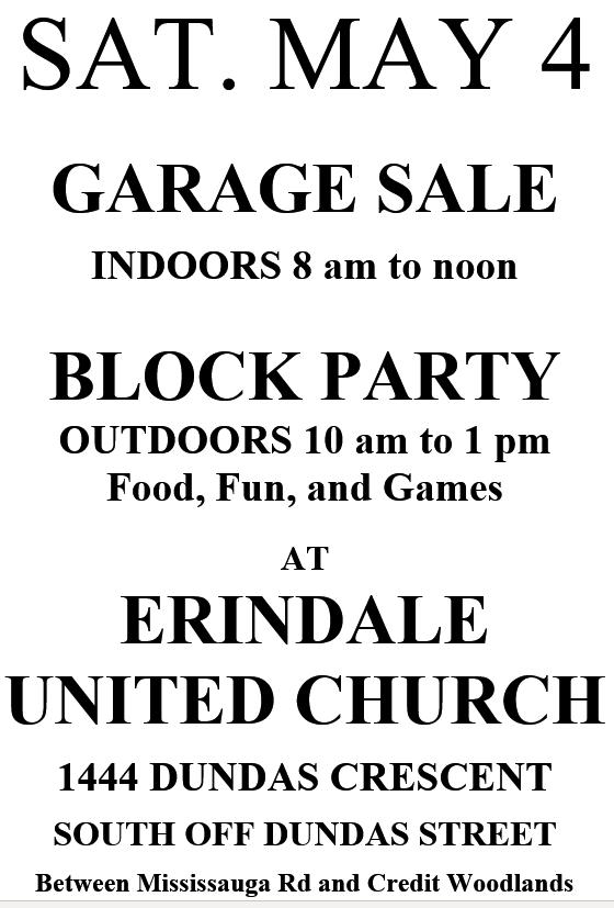 Erindale United Church