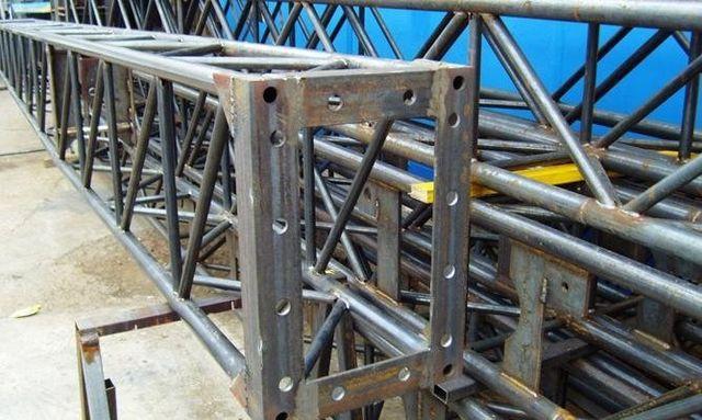 strutture ferro
