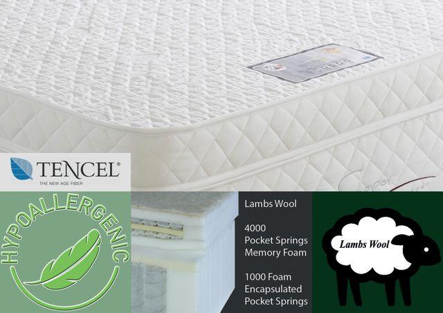 The Sopor Range Kayflex Pillow Top Memory Mattress