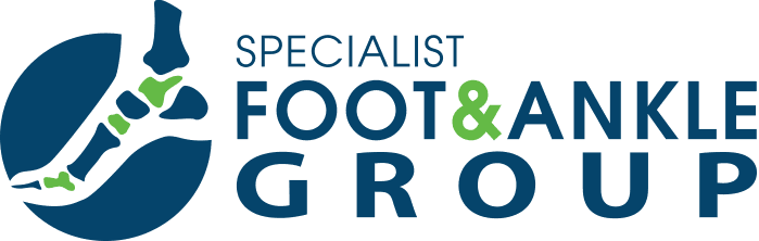 specialist foot & ankle group logo