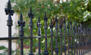 Security railings