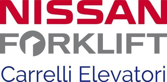 logo Nissan Forklift Carrelli Elevatori