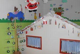 Natale al nido casetta