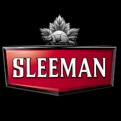 Sleeman beer label