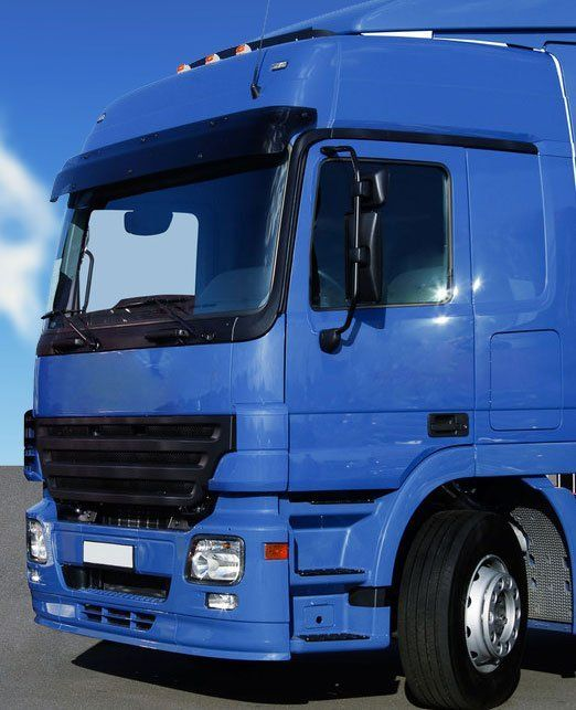 Commercial vehicle repairs and maintenance services