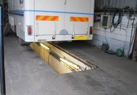 Trailer and horsebox repair and maintenance services