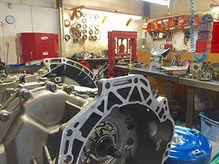 transmission repair Raleigh, NC