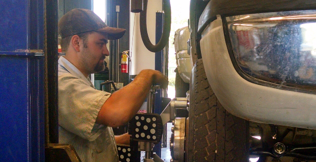 kalispell tire alignment