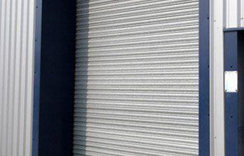 Gray Coloured shutter