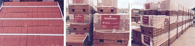 65mm Tuscan Red Bricks