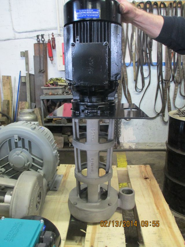 Pump Repairs Erie Pa Lyons Electric Motor Service Inc