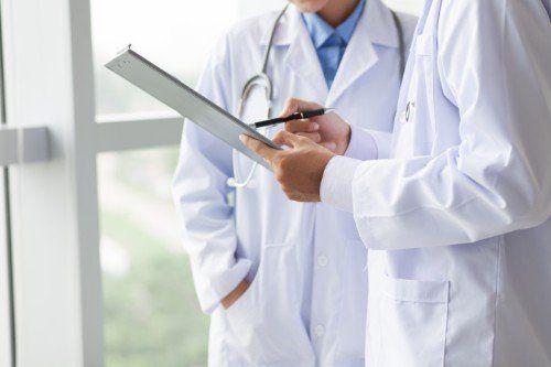 personale medico specializzato in medicina del lavoro