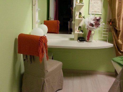 Camera per i trattamenti delle mani e piedi a Rimini