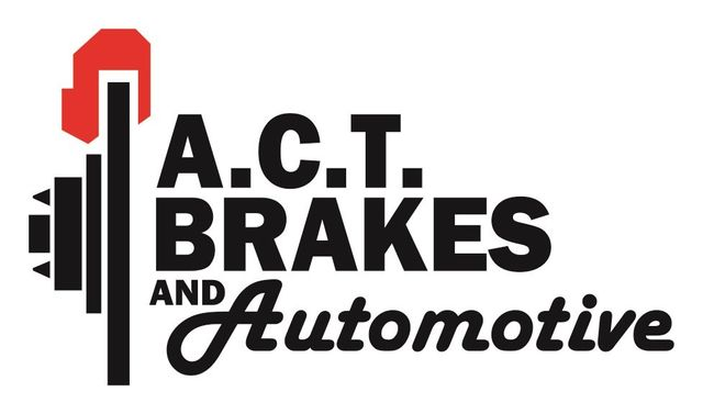 act brakes and automotive logo