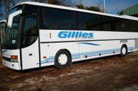 Coach hire - Aylesham, Canterbury, Kent - Gillies Coaches Ltd - Coach Travel