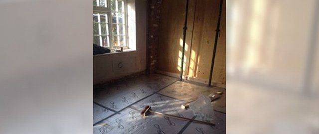Renovation of a property in Lincoln